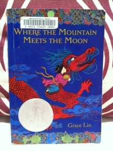 children's lesson:  where the mountain meets the moon